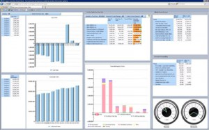 Secure, Role-based Dashboards for Microsoft Dynamics